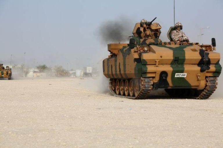 ΗΑΕ: «Η τουρκική βάση στο Κατάρ αποσταθεροποιεί την περιοχή» | tanea.gr