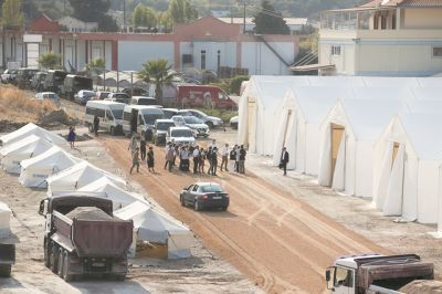 Καρά Τεπέ: Θετικοί στον κορoναϊό τρεις αστυνομικοί | tanea.gr