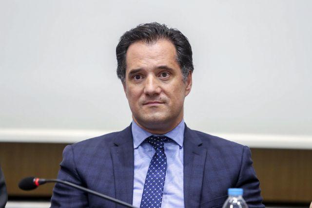 Κοροναϊός – Επικίνδυνη ρητορική από Άδωνι Γεωργιάδη : Προδότες όσοι δεν στηρίζουν τα μέτρα της κυβέρνησης   tanea.gr