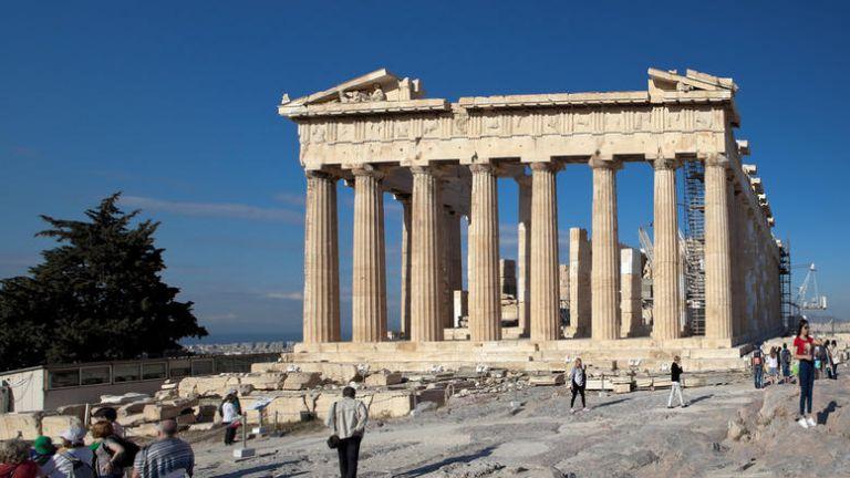 Ακρόπολη : Κλειστό σήμερα το πλάτωμα του Ιερού Βράχου | tanea.gr