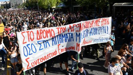Προπύλαια: Καταγγελίες για προσπάθεια παρεμπόδισης της συγκέντρωσης – Παρέμβαση του ΚΚΕ στον υφ. ΠΡΟΠΟ | tanea.gr