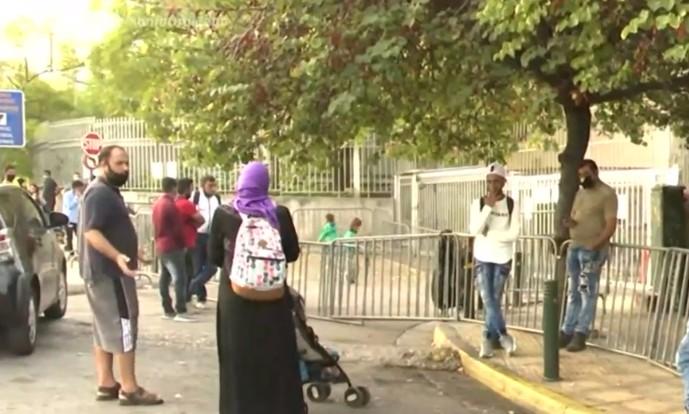 Πληροφορίες για κρούσμα κοροναϊού στην Υπηρεσία Ασύλου | tanea.gr