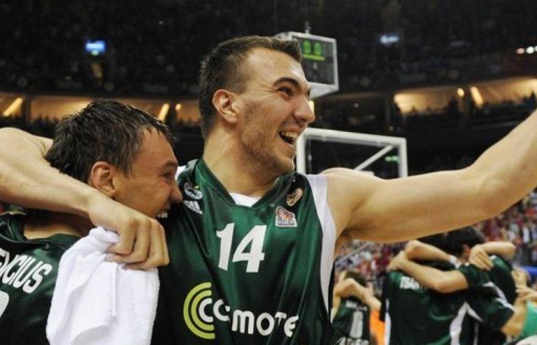 Πέκοβιτς : Σε κρίσιμη κατάσταση λόγω κοροναϊού ο πρώην μπασκετμπολίστας του Παναθηναϊκού | tanea.gr