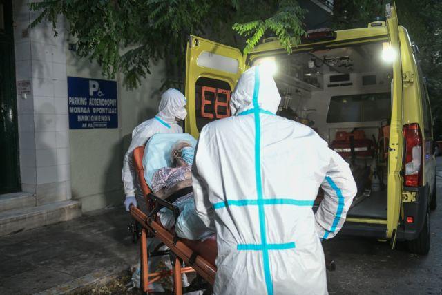 Κοροναϊός : Ανησυχία για το συνολικό αριθμό των κρουσμάτων στο γηροκομείο του Αγ. Παντελεήμονα | tanea.gr