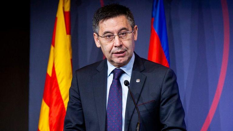 Μπαρτσελόνα : Έκλεισε το λογαριασμό του στο Twitter ο Μπαρτομέου | tanea.gr
