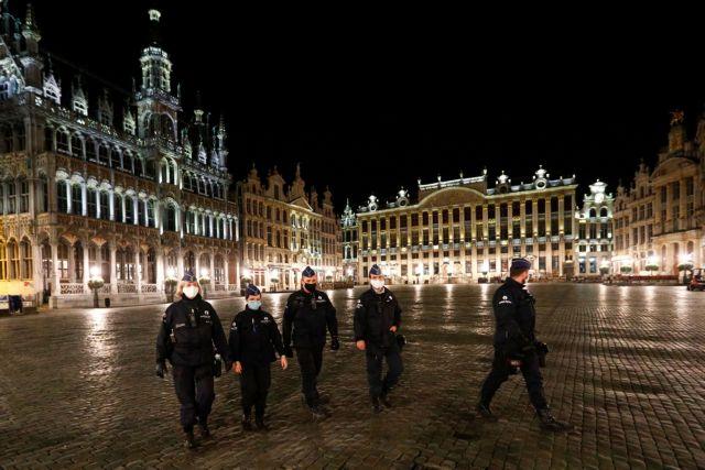 Κοροναϊός : Σε lockdown από τη Δευτέρα το Βέλγιο | tanea.gr