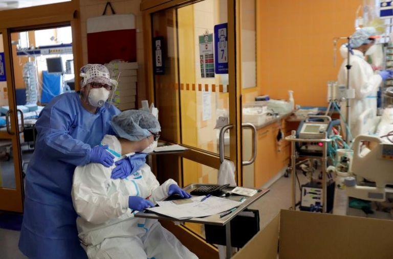 Τσεχία : Ο κοροναϊός εξαπλώνεται ταχέως στο προσωπικό της Υγείας | tanea.gr