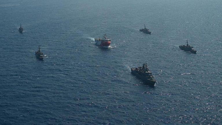 Εκπρόσωπος τουρκικού υπ. Αμυνας: Θα υπερασπιστούμε τη Γαλάζια Πατρίδα – Έτοιμο για νέα αποστολή το Oruc Reis   tanea.gr