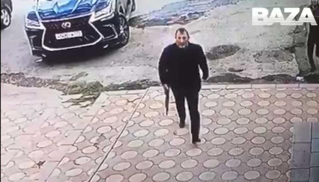 Ρωσία : Καρέ - καρέ η δολοφονία πρώην αθλητή του ΜΜΑ | tanea.gr