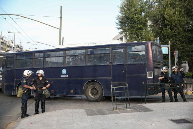 Ισχυρές αστυνομικές δυνάμεις έξω από το Εφετείο | tanea.gr
