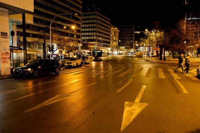 Κοροναϊός: Τα νέα μέτρα ερήμωσαν Αθήνα και Θεσσαλονίκη | tanea.gr