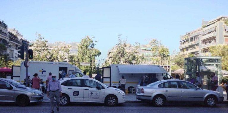 Κοροναϊός : Συναγερμός στην πλατεία Βικτωρίας - Εντοπίστηκαν 21 κρούσματα   tanea.gr