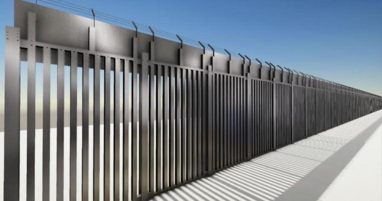 Eβρος: Αυτός είναι ο νέος φράχτης στα σύνορα | tanea.gr