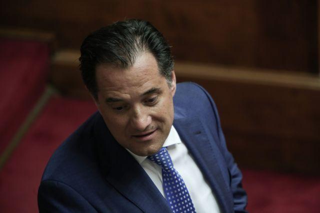 Γεωργιάδης : Ο Τσίπρας προσέφερε στην Χρυσή Αυγή ευνοϊκότερες ποινές αλλάζοντας τον Ποινικό Κώδικα   tanea.gr