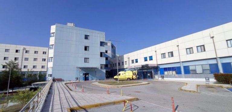 Θετική στον ιό ειδικευόμενη γιατρός στο νοσοκομείο Κατερίνης | tanea.gr