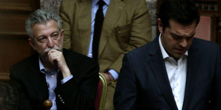 Ο ΣΥΡΙΖΑ διέγραψε τον Κοντονή μετά την άγρια σύγκρουση για τον Ποινικό Κώδικα | tanea.gr