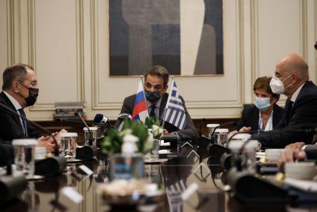 Αναθέρμανση των σχέσεων Ελλάδας – Ρωσίας: Το μήνυμα Λαβρόφ στην Τουρκία   tanea.gr