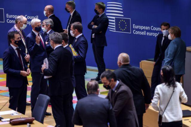 Σύνοδος Κορυφής: Τέλος στις προσδοκίες για αυστηρή απάντηση στην Τουρκία | tanea.gr