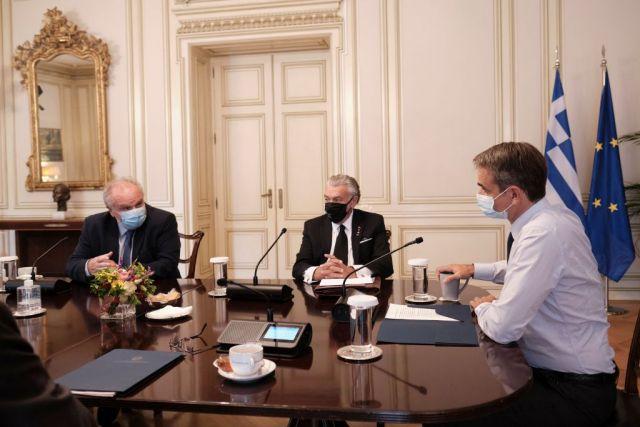 Μητσοτάκης – Κεντρικό Ισραηλιτικό Συμβούλιο Ελλάδας: Έκλεισε ο τραυματικός κύκλος της Χρυσής Αυγής   tanea.gr