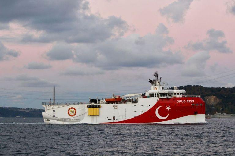 Oruc Reis : Κοντά στις ακτές της Ρόδου το τουρκικό ερευνητικό | tanea.gr