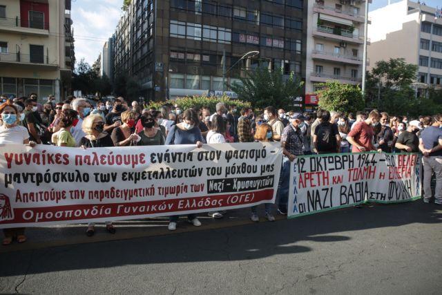 Χρυσή Αυγή : Με χειροκροτήματα έγινε δεκτή η μη αναγνώριση ελαφρυντικών στην ηγετική ομάδα | tanea.gr