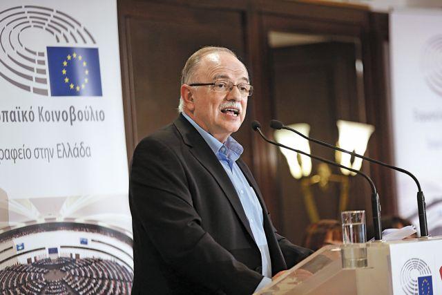 Επιστολή Παπαδημούλη προς Σασόλι για την άρση ασυλίας του Λαγού από το Ευρωκοινοβούλιο | tanea.gr