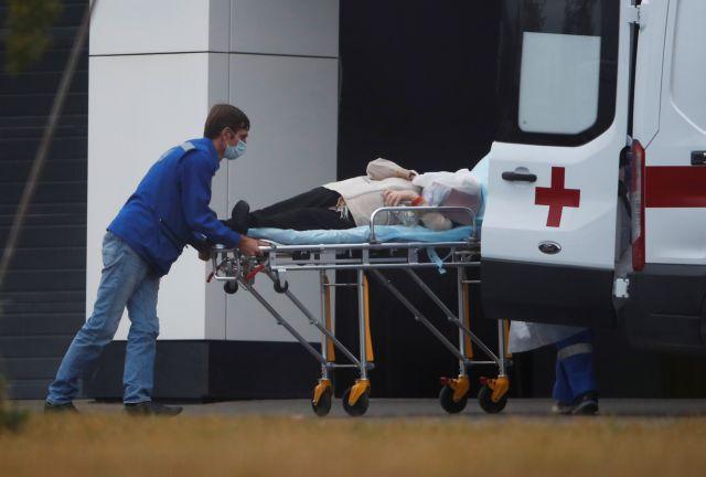Ρωσία: Έσπασε το φράγμα των 200 θανάτων τη μέρα | tanea.gr