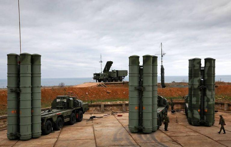 Ρωσικό δημοσίευμα : Απέτυχε η δοκιμή των S-400 από την Τουρκία   tanea.gr