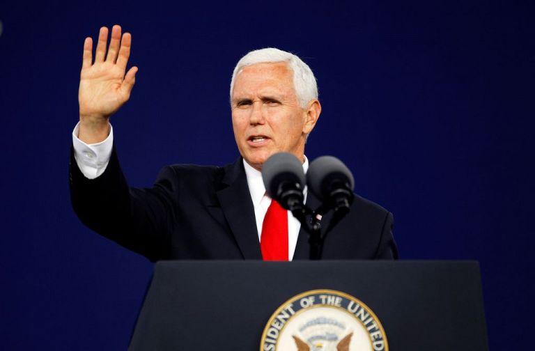 ΗΠΑ : Κρίσιμο το αποψινό ντιμπέιτ των αντιπροέδρων – Υπό πίεση ο Πενς καθώς ο Τραμπ ασθενεί   tanea.gr