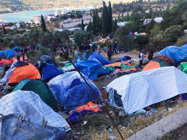 Σεισμός : Κανένας τραυματισμός στα ΚΥΤ Σάμου και Χίου | tanea.gr