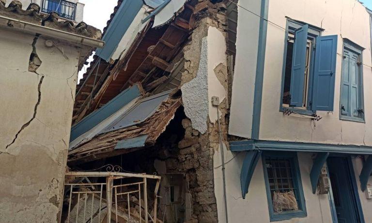 Σάμος: Η επόμενη μέρα μετά το χτύπημα του Εγκέλαδου | tanea.gr