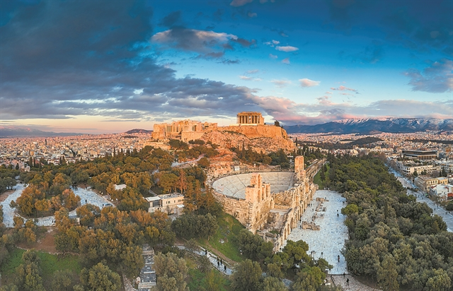 Ο «θώρακας» της Ακρόπολης απέναντι στις απειλές   tanea.gr