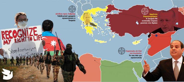Χιλιάδες Σύροι μισθοφόροι έτοιμοι να πολεμήσουν στη Θράκη για την Τουρκία | tanea.gr