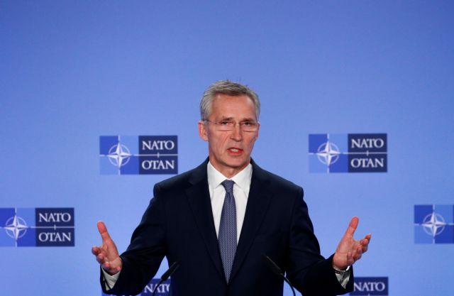 Τι σηματοδοτεί η επίσκεψη του Γ.Γ. του ΝΑΤΟ σε Τουρκία και Ελλάδα | tanea.gr