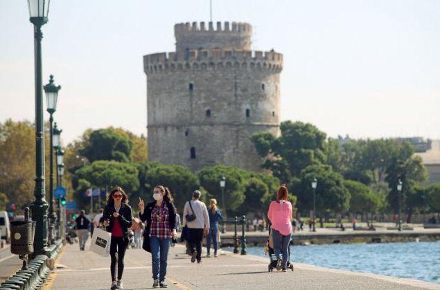 Κοροναϊός : Υπερδιπλασιασμός των κρουσμάτων στη Θεσσαλονίκη - Οι 4 ημέρες του τρόμου | tanea.gr