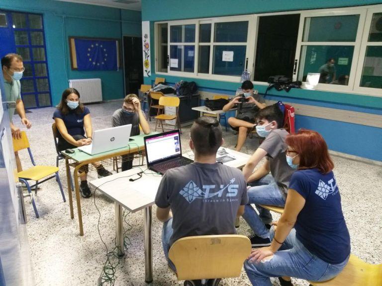Η άλλη Ελλάδα: Έτοιμο για τη στρατόσφαιρα το πείραμα των μαθητών 2ου λυκείου Ξάνθης | tanea.gr