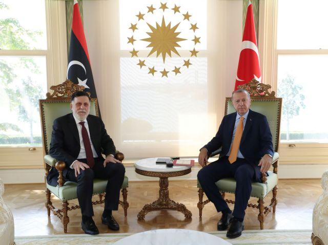 Πρωτοκολλήθηκε στον ΟΗΕ το παράνομο τουρκολυβικό μνημόνιο | tanea.gr
