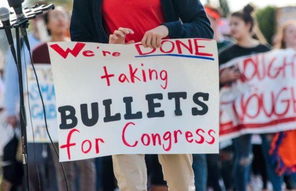 H πολιτική πόλωση δημιουργεί άγχος στους αμερικανούς – Μεγάλη αύξηση στην αγορά όπλων | tanea.gr