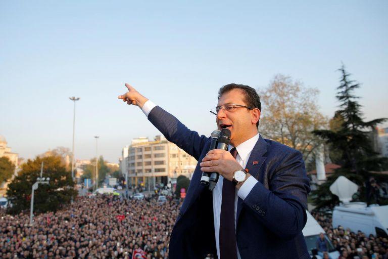 Ιμάμογλου : Με κοροναϊό ο δήμαρχος Κωνσταντινούπολης | tanea.gr