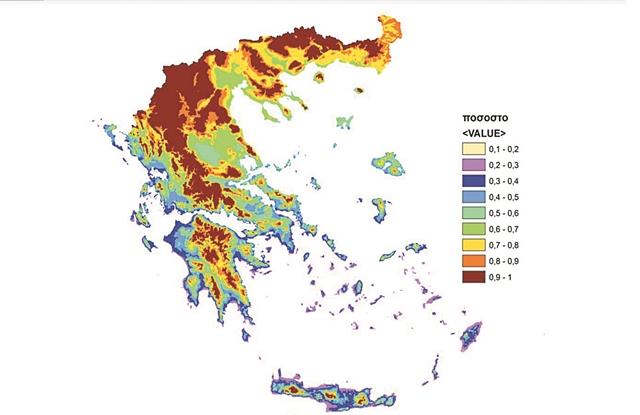 Ο χάρτης - κλειδί για το επίδομα θέρμανσης | tanea.gr