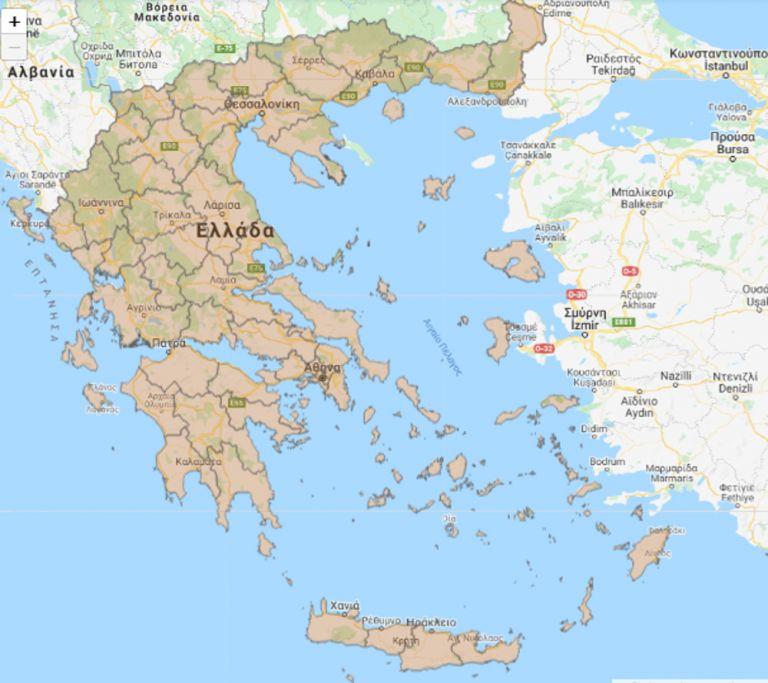 Κοροναϊός: Αυτός είναι ο χάρτης υγειονομικής ασφάλειας που ανακοίνωσε ο Χαρδαλιάς | tanea.gr