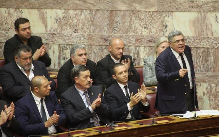 Ένοχοι για εγκληματική οργάνωση Μιχαλολιάκος, Κασιδιάρης, Παππάς και Ματθαιόπουλος | tanea.gr