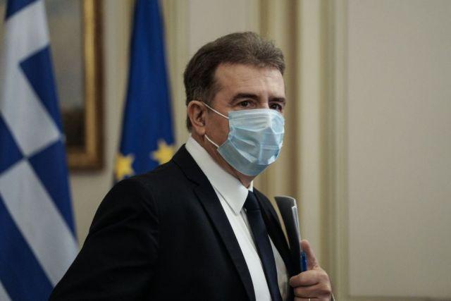 Χρυσοχοΐδης : Όποιος δεν τηρεί τα μέτρα σκάβει τάφους   tanea.gr
