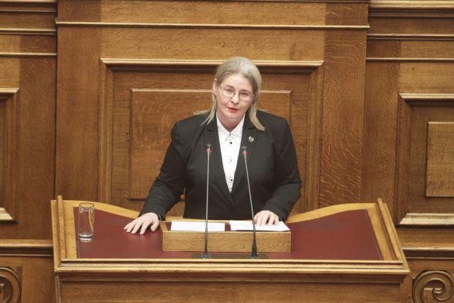 ΣΥΡΙΖΑ: Εξαρχής παράνομος ο διορισμός της Ζαρούλια στη Βουλή | tanea.gr