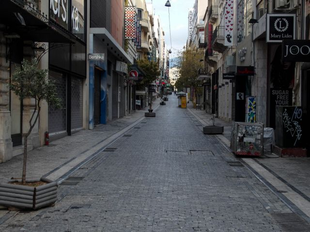 Σαρηγιάννης στο MEGA : Στα 1000 κρούσματα μπορούμε να συζητήσουμε για άνοιγμα της αγοράς | tanea.gr