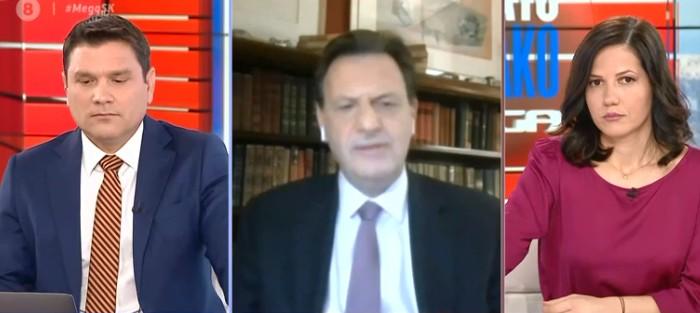 Σκυλακάκης : Δύσκολοι οι επόμενοι 4-5 μήνες... Σταδιακά η άρση του lockdown | tanea.gr