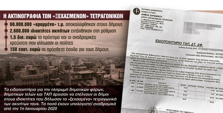 Ερχεται ο λογαριασμός για τους ιδιοκτήτες ακινήτων | tanea.gr