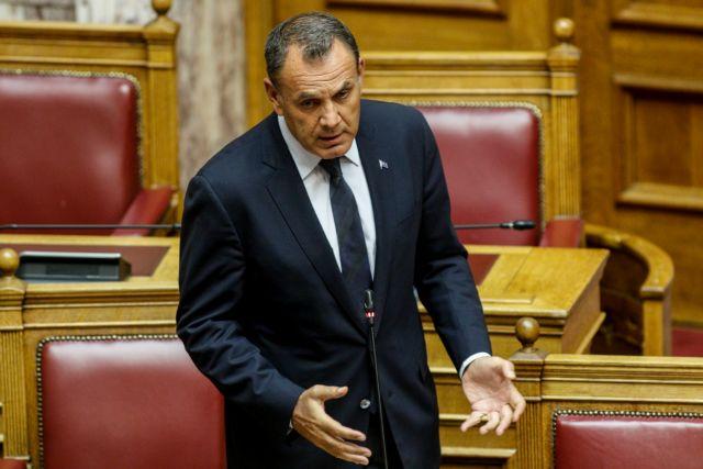 Παναγιωτόπουλος : Στρατηγική επιλογή η ενίσχυση των Ενόπλων Δυνάμεων | tanea.gr