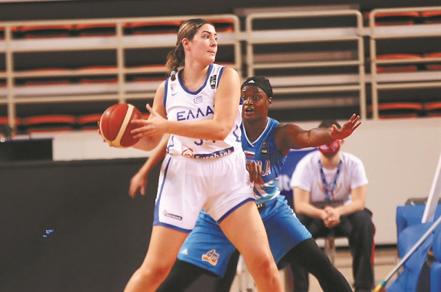 Μπασκετοκόριτσα | tanea.gr