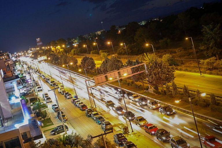 Κίνηση : Πανικός στους δρόμους της Αθήνας   tanea.gr